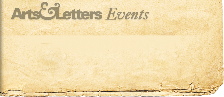 Arts & Letters Events